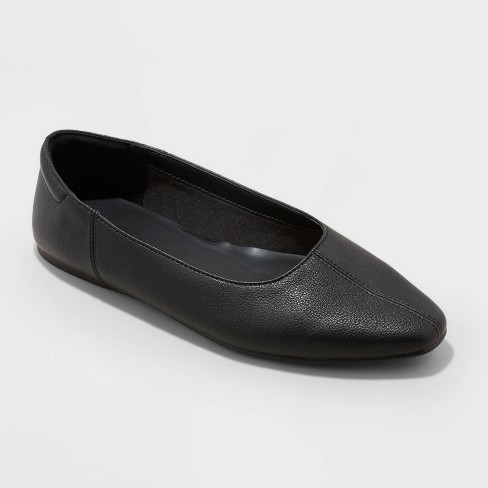 Women's Tabina Ballet Flats - A New Day™ - image 1 of 4