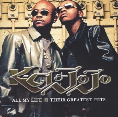 K-Ci & JoJo - All My Life: Their Greatest Hits (CD)