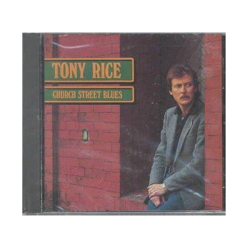 Tony Rice - Church Street Blues (CD) - image 1 of 1