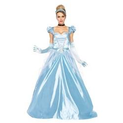 Disney Cinderella Classic Women's 3 Piece Costume