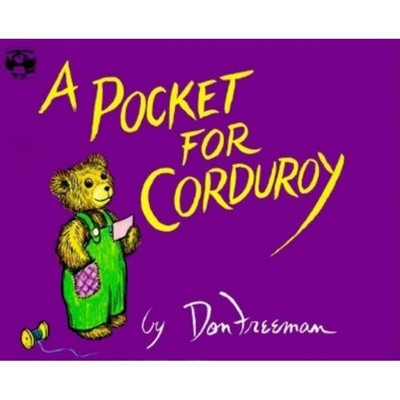A Pocket for Corduroy - (Picture Puffin Books)by Don Freeman (Paperback)