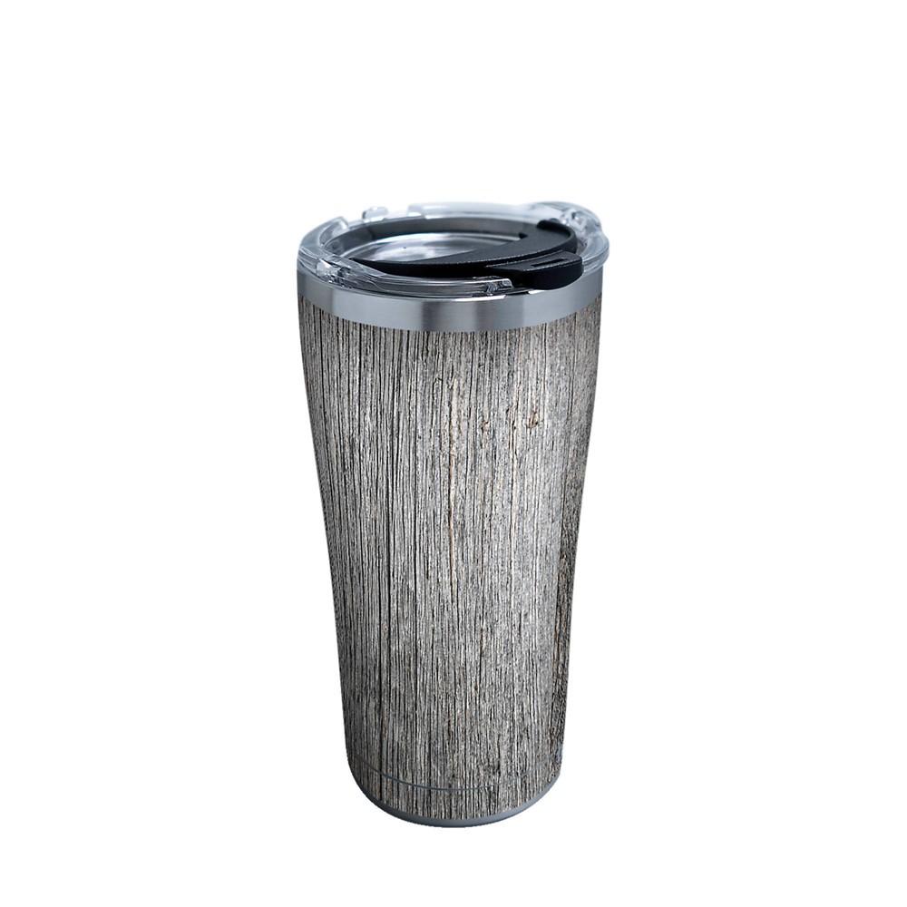 Best Tervis 20oz Stainless Steel Tumbler - Gray Wood Grain