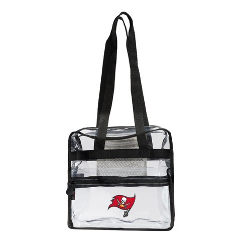 NFL Tampa Bay Buccaneers The Northwest Co. Clear Zone Stadium Tote - image 1 of 1