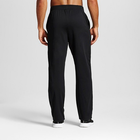 03817b39 Men's Big & Tall Tech Fleece Sweatpants - C9 Champion® Black XLT