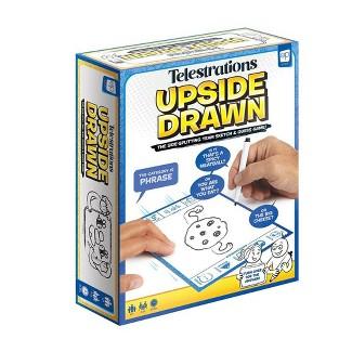Telestrations Upside Drawn Game : Target