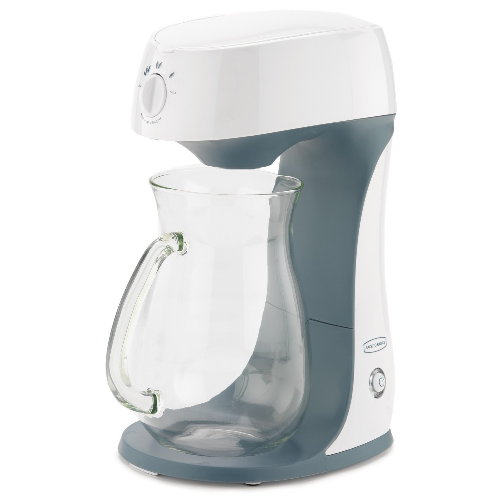 Image of West Bend 2.5 Qt. Ice Tea Maker, White Gray