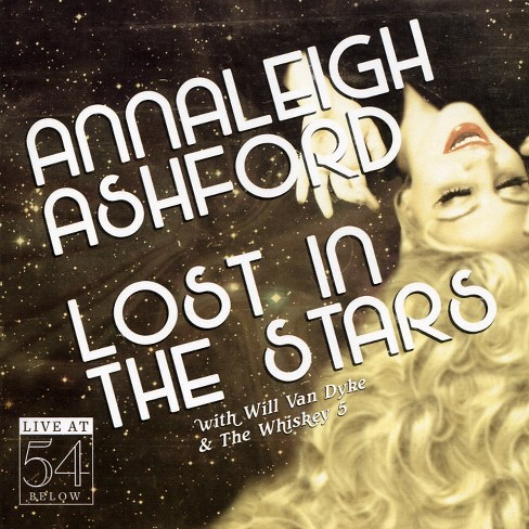 Annaleigh ashford - Lost in the stars:Live at 54 below (CD) - image 1 of 1