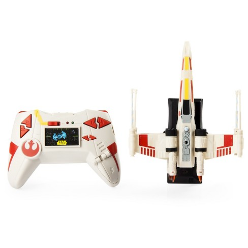 Air Hogs Star Wars Remote Control Zero Gravity X-Wing Starfighter - image 1 of 3