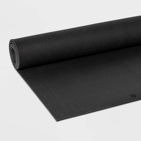 Yoga Mat 5mm Gray - All in Motion™ - image 1 of 3