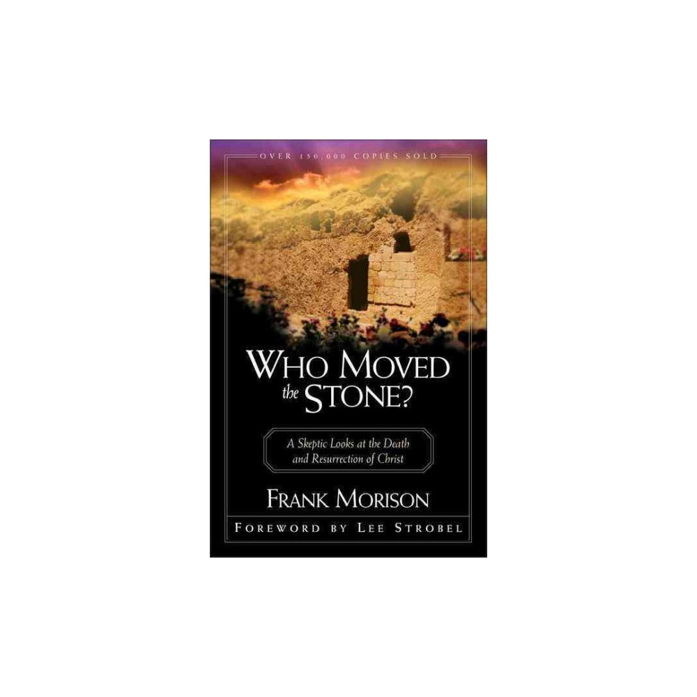 Who Moved the Stone - Reprint by Frank Morrison (Paperback)