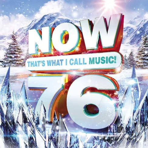 Various Artists - NOW 76 (CD) - image 1 of 1