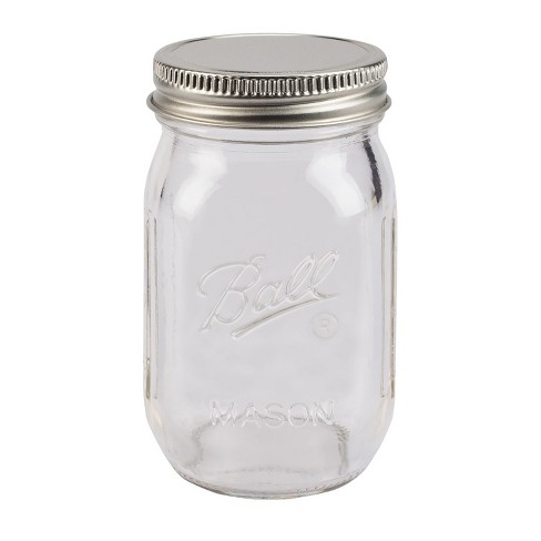 Ball 4ct 4oz Mini Storage Jar with Metal Lid - image 1 of 4