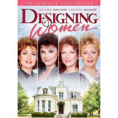 Designing Women: The Complete First Season (DVD)(2009)