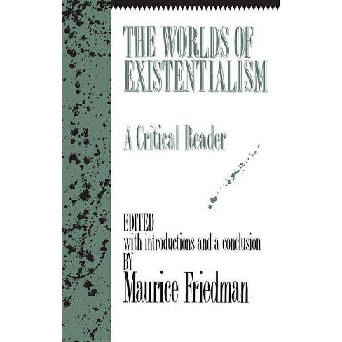 The Worlds of Existentialism - (Paperback) - image 1 of 1