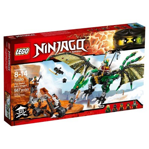 LEGO® Ninjago The Green NRG Dragon 70593 - image 1 of 11