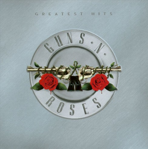 Guns N' Roses - Greatest Hits (CD) - image 1 of 1