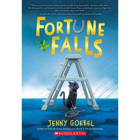 Fortune Falls - by  Jenny Goebel (Paperback) - image 1 of 1