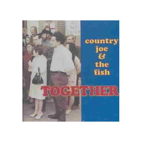 Country Joe and the Fish - Together (CD) - image 1 of 1