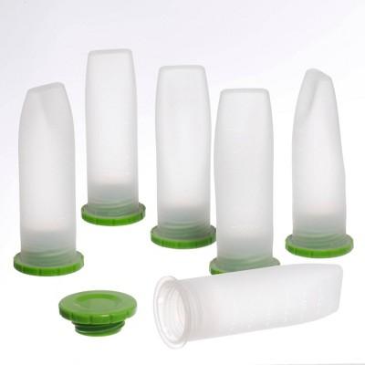 Playtex Nurser Silicone Bottle Liner - 4oz 6ct