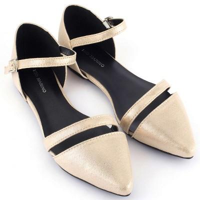 Mio Marino Women's Formal Flat Dress Shoes