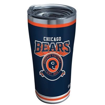 NFL Chicago Bears 20oz Vintage Stainless Tumbler