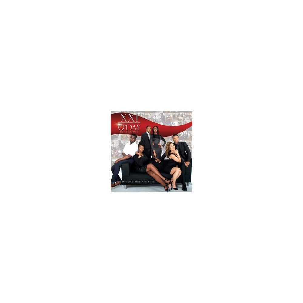 Various - Xxi:O'day (Ost) (CD) Disc 1 1. Can't Think - Jupitr 2. Crazy for Your Love - C. Zarus 3. Inner Demons - Elicia Freeman 4. It Won't Hurt Us - K. Khart 5. Put Em' Away - Stuntman/Christina Crutcher/Wade Brown 6. Put Em' Away - Stuntman/Christina Crutcher/Wade Brown 7. Beast Has Awakened, The - Element Kl 8. Untraditional Love - Jupitr 9. What Do I Do - K. Padgett 10. With You - Christina Crutcher 11. Power - Meme B. Jones