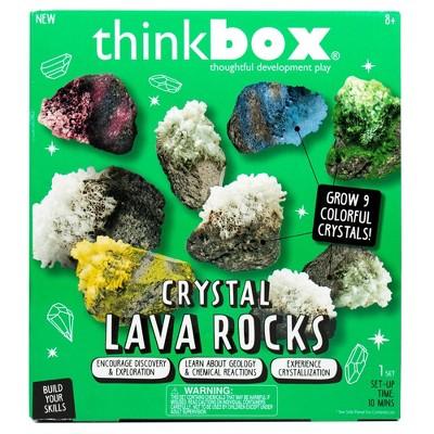 Lava Rocks - Thinkbox