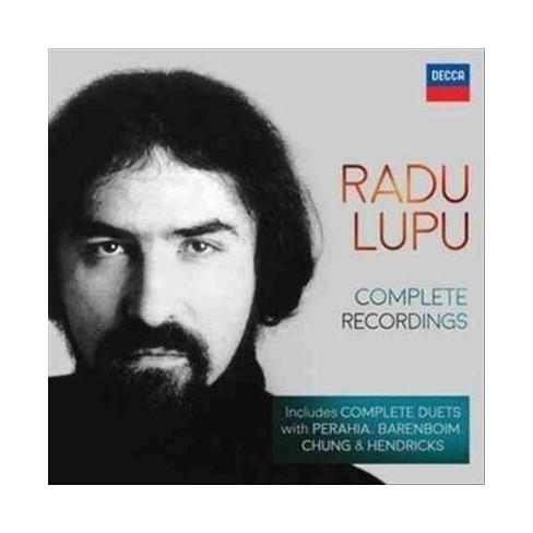 Radu Lupu - Radu Lupu Complete Recordings (CD) - image 1 of 1