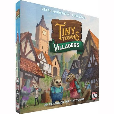 Tiny Towns - Villagers Board Game