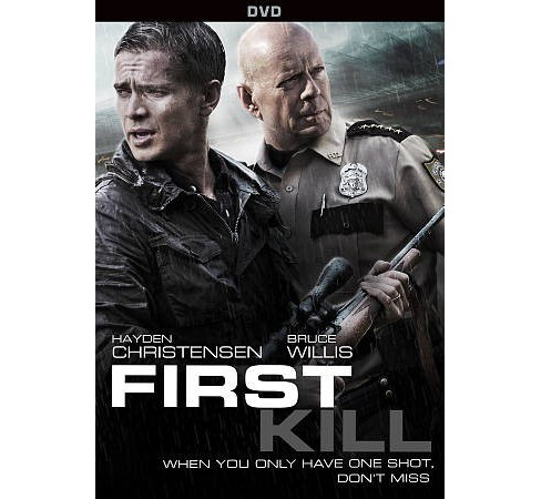 First Kill (DVD) - image 1 of 1