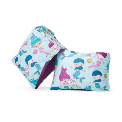 Speedo Girls' Fabric Inflatable Swim Armbands