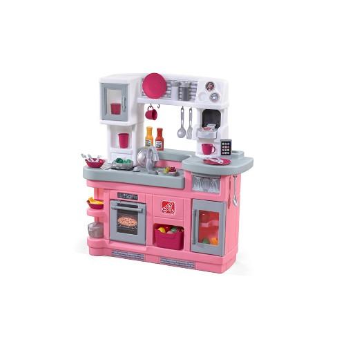 Step2 Love To Entertain Kitchen Pink Target