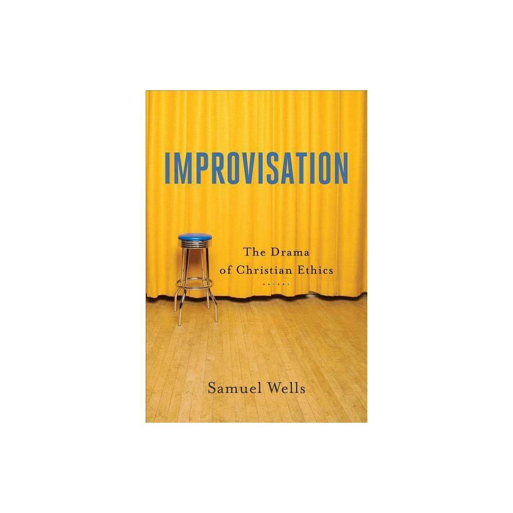 Improvisation By Samuel Wells Paperback