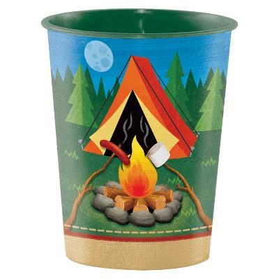 Camping Plastic Keepsake Cup