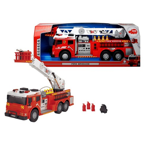 Dickie Toys - International 24 Inch Fire Brigade - image 1 of 8