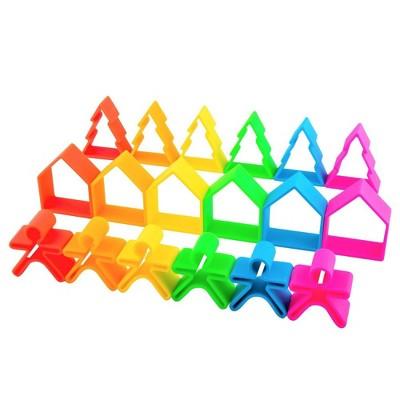 Dena Soft Neon 18 Piece Playset