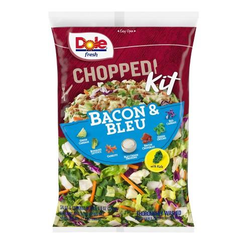 Dole Bacon & Blue Chopped Salad Kit - 12.9oz - image 1 of 2
