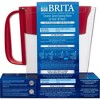 Brita Water Filter 5-Cup Metro Water Pitcher Dispenser with Standard Water Filter - image 3 of 4