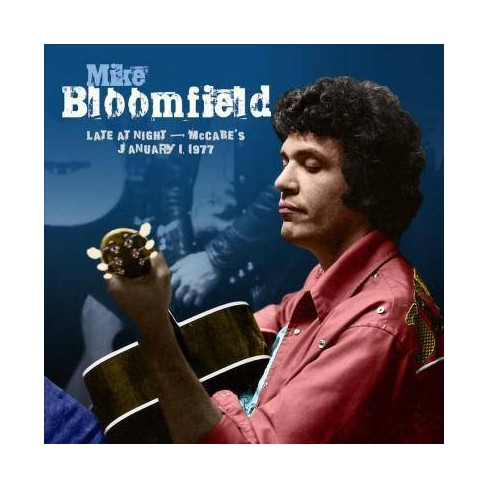 Mike Bloomfield - Late At Night: Mccabes, January 1, 1977 (CD) - image 1 of 1