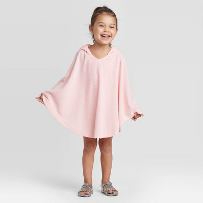 Toddler Girls' Unicorn Cover-Ups - Cat & Jack™ Pink 2T-3T