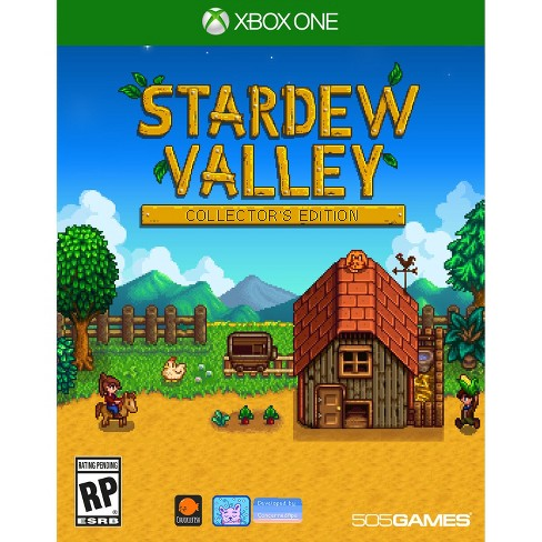 Stardew Valley: Collector's Edition Xbox One - image 1 of 1
