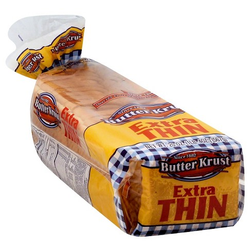 Butterkrust Extra Thin White Bread - 20 oz - image 1 of 1