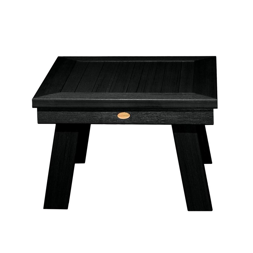 Adirondack Side Table Black - Highwood