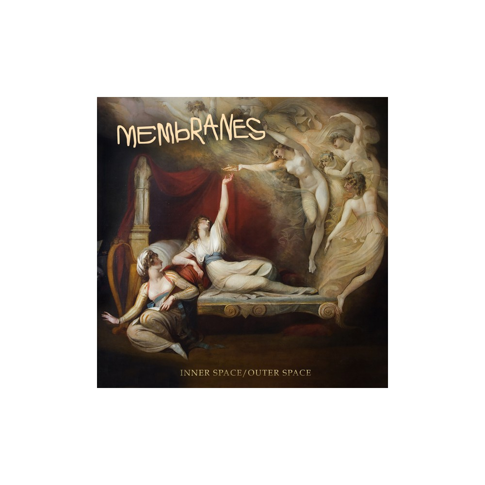 Membranes - Inner Space/Outer Space (Vinyl)