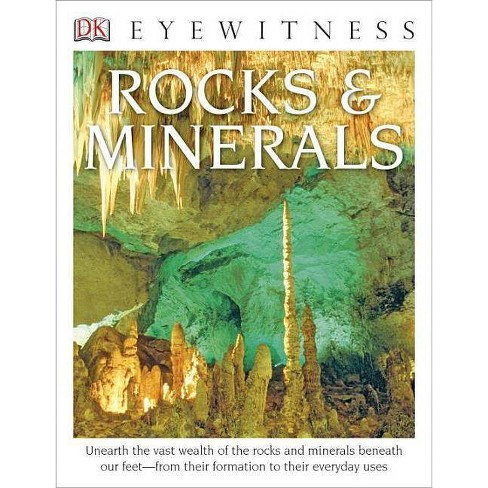 DK Eyewitness Books: Rocks and Minerals - by  R F Symes (Hardcover) - image 1 of 1