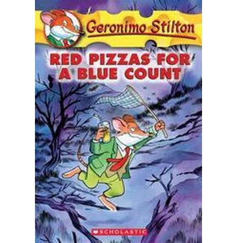 Red Pizzas for a Blue Count (Reissue) (Paperback) (Geronimo Stilton) - image 1 of 1