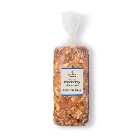 Blueberry Streusel Breakfast Bread - 20oz - Archer Farms™ - image 1 of 1