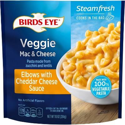 Birds Eye Vegetarian Frozen Veggie Made Cheddar Mac & Cheese - 10oz
