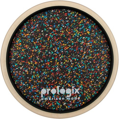 ProLogix Percussion Vortex High-Tension Practice Pad with Rim - image 1 of 2
