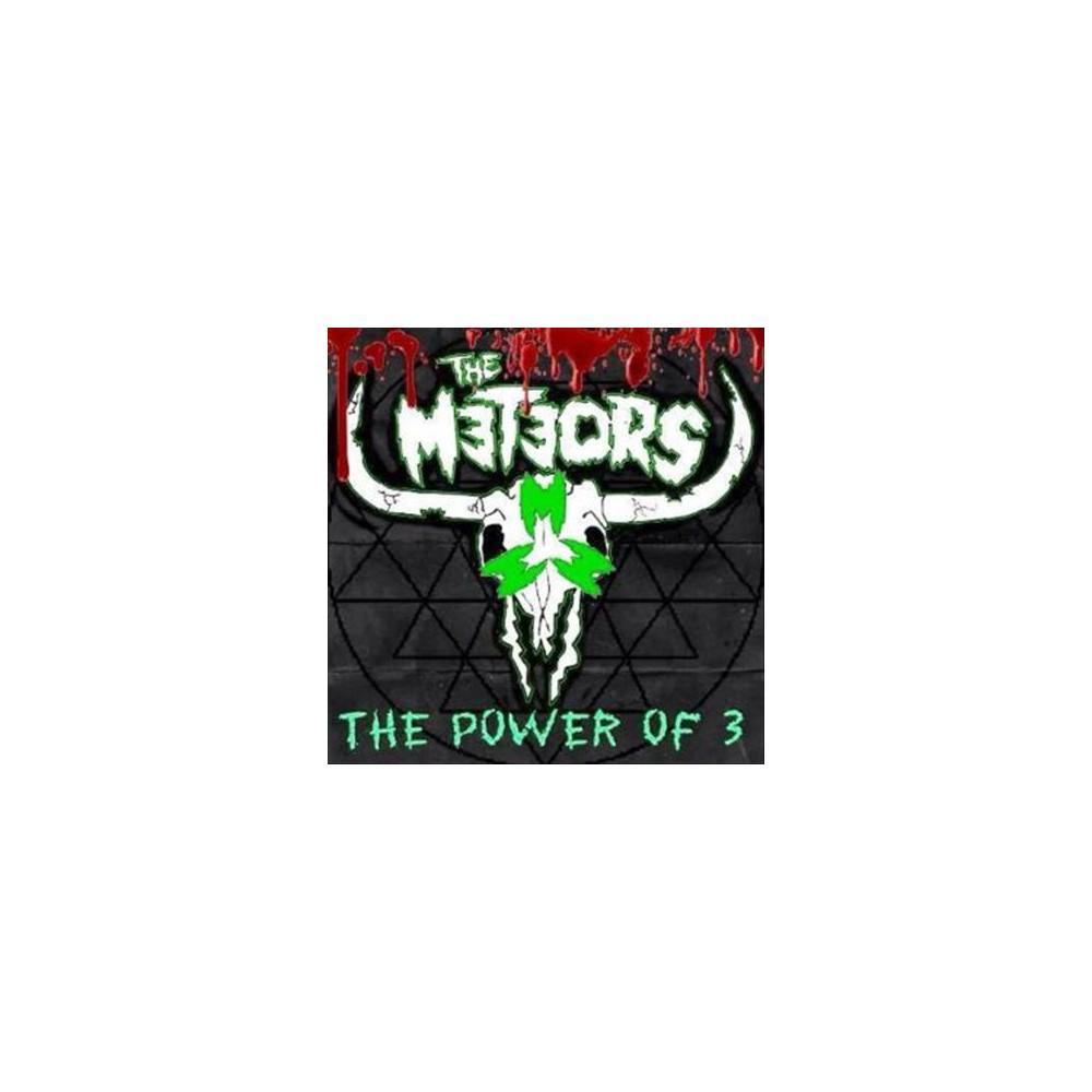 Meteors - Power Of 3 (Vinyl)